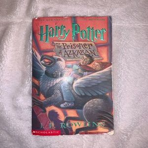 Harry Potter and the Prisoner of Azkaban Softcover